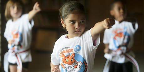 FREE Crouching Tigers CUBS Class (Ages 2.5-6) tickets