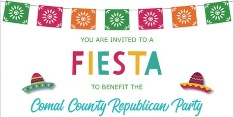 COMAL COUNTY REPUBLICAN PARTY FIESTA tickets