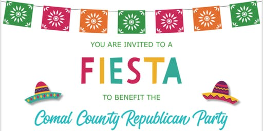 COMAL COUNTY REPUBLICAN PARTY FIESTA
