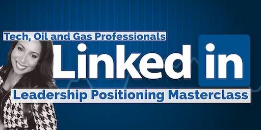 Linkedin's Leadership Visibility Masterclass: Professionals
