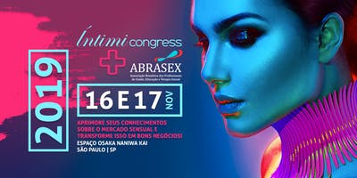 ÍNTIMI CONGRESS 2019 + FÓRUM ABRASEX