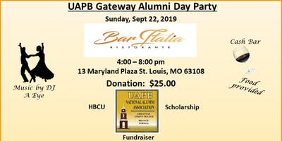 UAPB Gateway Alumni Scholarship Day Party