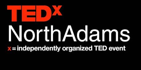 TEDxNorthAdams 2020 tickets