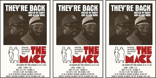 A Free Community Movie Night: Screening 'The Mack' (1973) Directed by Michael Campus
