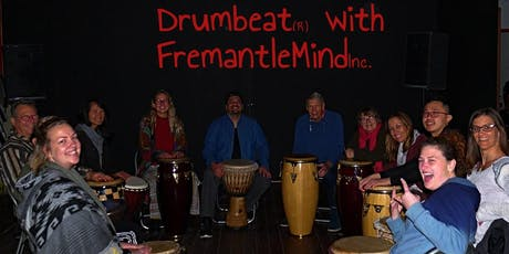 FremantleMind presents DRUMBEAT(R) tickets