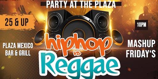 Hip Hop vs. Reggae