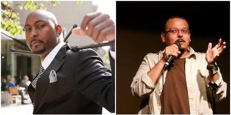 "Comedy At The Brass Rail w/Greg""G""Williams & Eddie Trevino tickets"