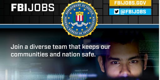 FBI Career Information Session - Los Angeles campus