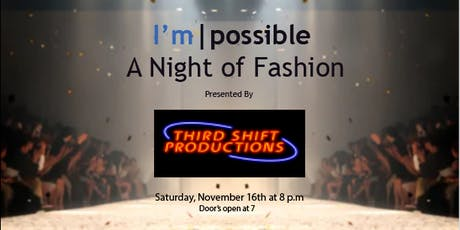 I'm|possible Night of Fashion tickets