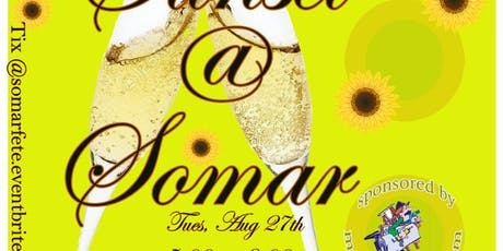 Happy Hour @Somar, FUNdraiser tickets