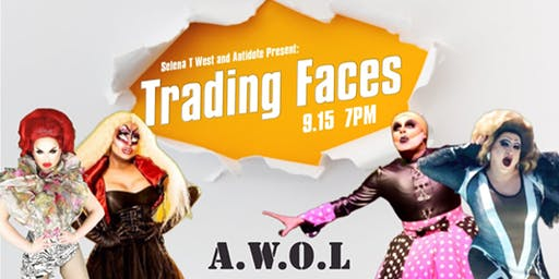 Trading Faces September Show