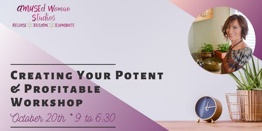 Creating Potent and Profitable Workshops Masterclass