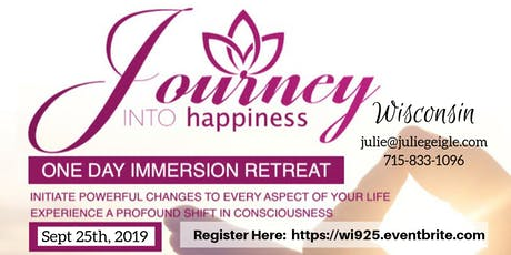 Sept Journey into Happiness IN-PERSON ONLY tickets