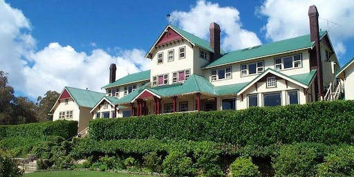 Discovery Walk - Mt Buffalo Chalet Heritage Tour for Seniors Festival