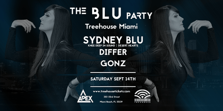 The Blu Party tickets