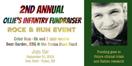 Ollie's Infantry Rock & Run Fundraising Event  tickets