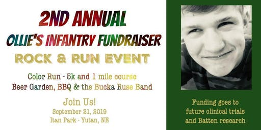 Ollie's Infantry Rock & Run Fundraising Event