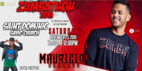 Zumbathon SDS 2019 tickets
