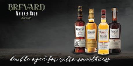 The Brevard Whiskey Club Presents: Dewar's Scotch Whisky tickets