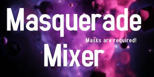 Singles Masquerade Mixer 30+