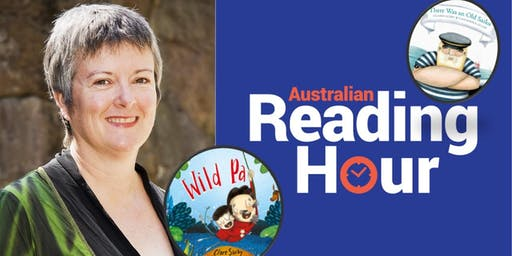 How to read to Babies - With Claire Saxby for the Australian Reading Hour