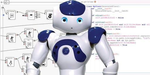 Nao Robotics Induction