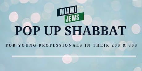 Pop Up Shabbat | Brickell tickets