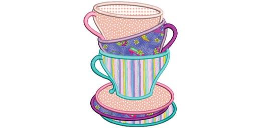 Tea and Fashion Show