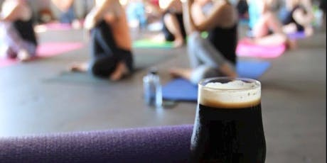 Brew Yoga at Pollyanna Brewing Company tickets