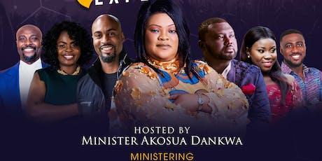 Shekhinah Worship Experience 2019 tickets