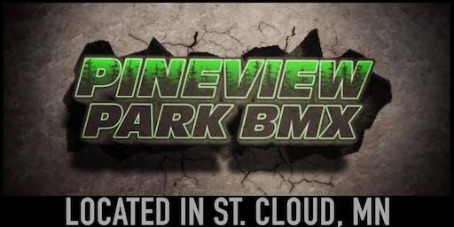 Pineview Park BMX Open House