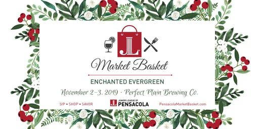 Market Basket: Enchanted Evergreen