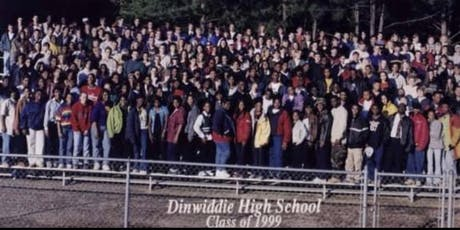 Dinwiddie Class of 1999 Reunion tickets