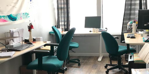 Your Hotel Office for a Day!
