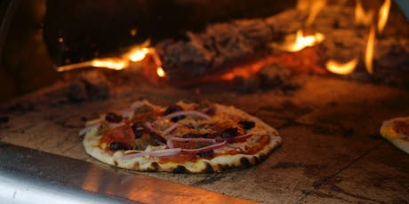 October Wood Fired Pizza tickets