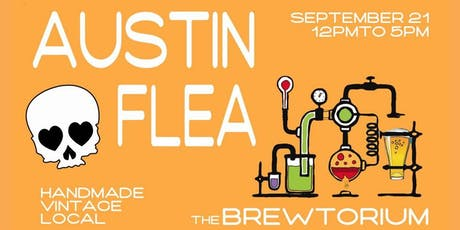The Austin Flea at the Brewtorium tickets