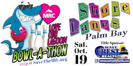 Love Our Lagoon Bowl-A-Thon tickets