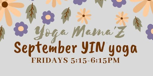 Happy Hour YIN Yoga