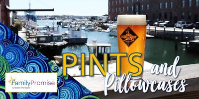 Pints and Pillowcases Fundraiser for Children Experiencing Homelessness
