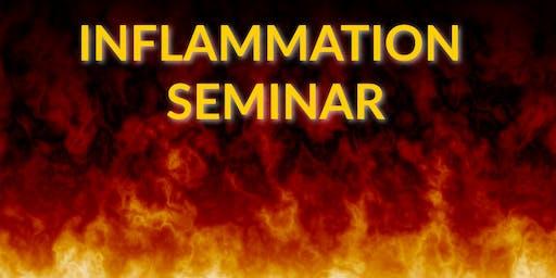 Inflammation Seminar: A Holistic Approach to Health