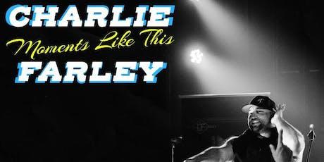 Charlie Farley tickets