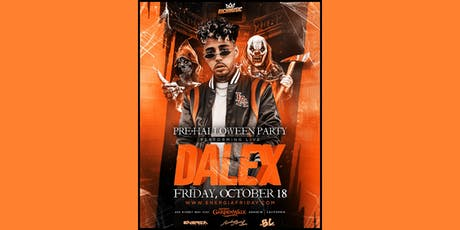 "Energia Friday's Presents ""Dalex"" Live in Concert 21 & OVER tickets"