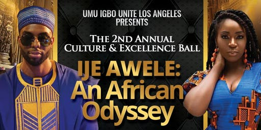 UIU Los Angeles Culture & Excellence Ball