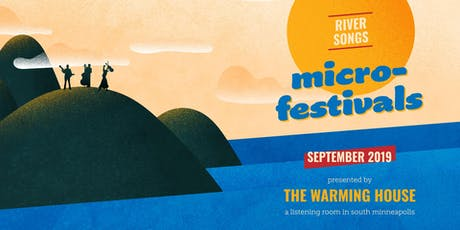 River Songs Microfestival in St. Paul: The Lowest Pair & Chris Koza tickets