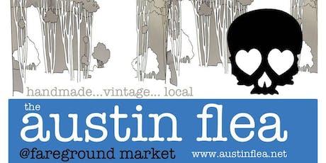 The Austin Flea at Fareground Market tickets