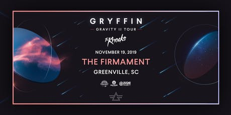 Gryffin Gravity II Tour with The Knocks | Bunt and More TBA | 11.19.19 tickets