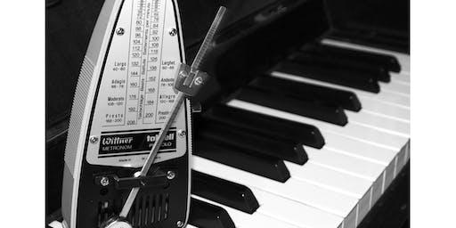 Studio Hour - Piano