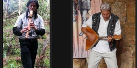 RebbeSoul and Blue Fluteman August Havdalah concert tickets