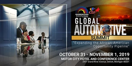 The 20th Anniversary of the Global Automotive Summit tickets