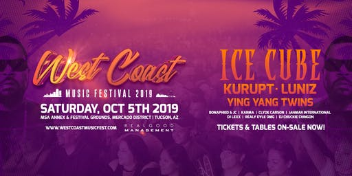 West Coast Music Festival 2019